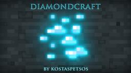 DiamondCraft 1.7.4 (Tested for all versions!) Minecraft Texture Pack