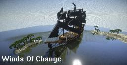 Winds Of Change Minecraft Map & Project