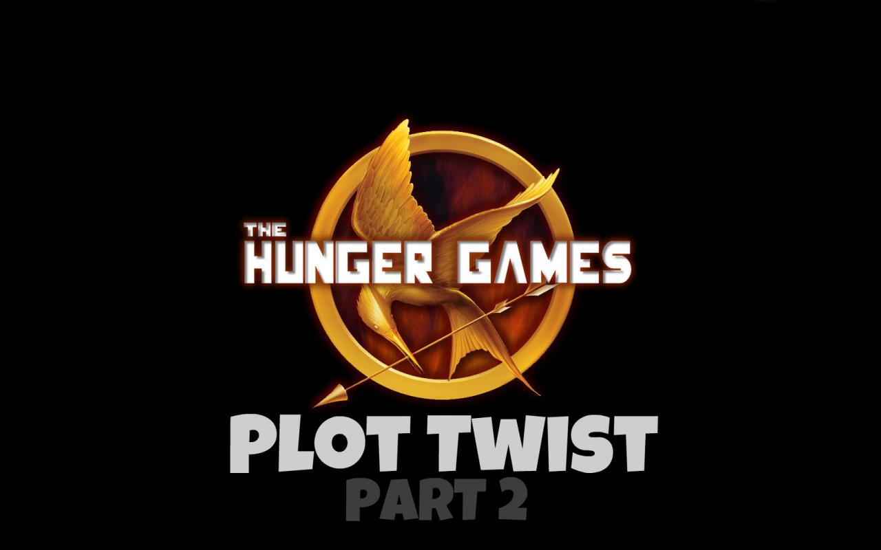 hunger games trilogy plot