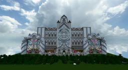 Arcanum mansion Minecraft Map & Project