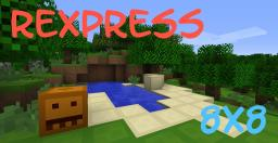 Rexpress 8x8 (V.4.4) (Minecraft 1.7.9) (Discontinued) Minecraft Texture Pack
