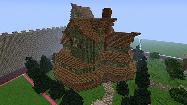 Bed Amp Breakfast Minecraft Project