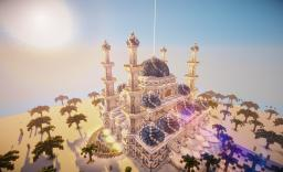 Bactar's Great Mosque Minecraft