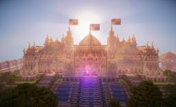King's Palace Minecraft Map & Project