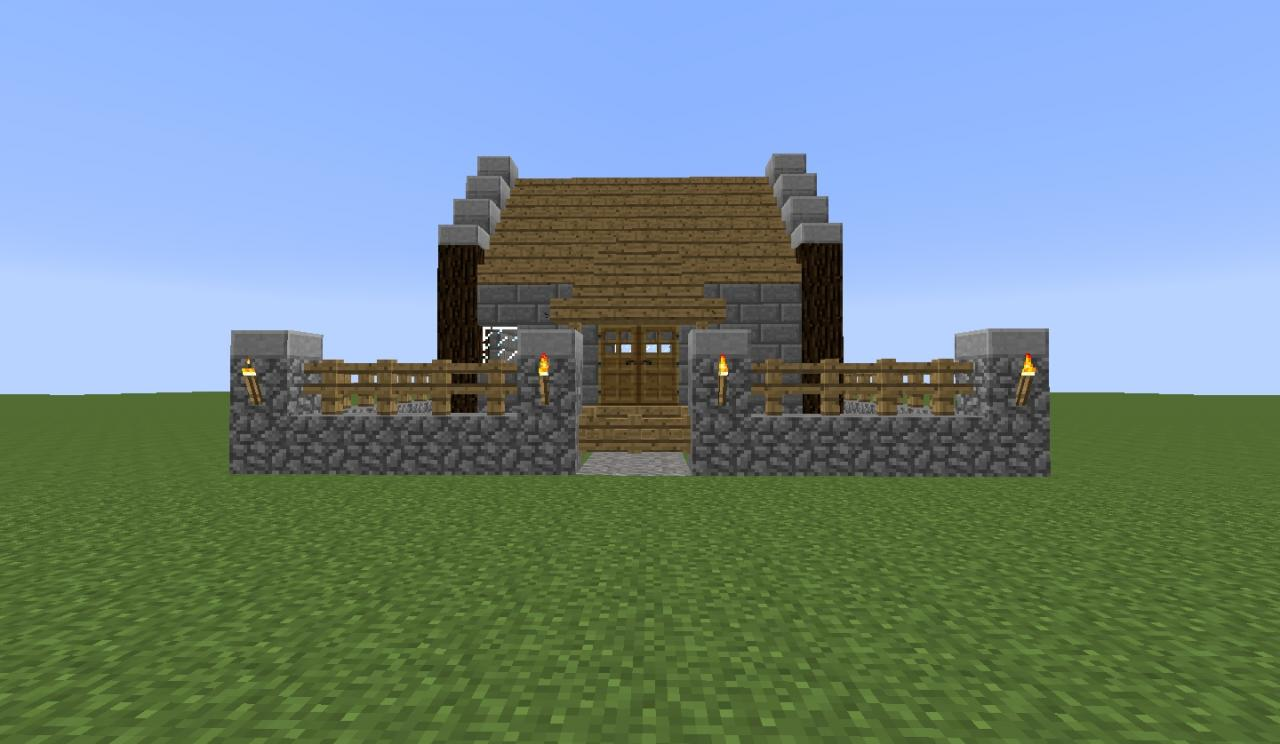 how to build a cozy cottage in minecraft