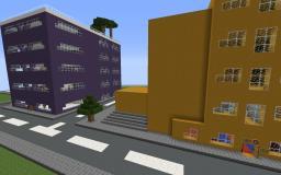 Los Fieros - A Minecraft City Minecraft Map & Project
