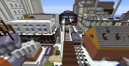 Freight: Call of Duty: Ghosts Multiplayer Map Remake Minecraft Project