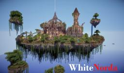 FloatingIsland CZ Minecraft Map & Project