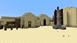 Tatooine (Star Wars) Minecraft Map & Project