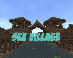 Sea Village Minecraft Map & Project
