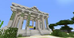 Temple of Demeter Minecraft Map & Project