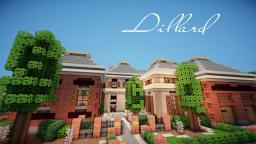 Dillard, A French Acadian Home (now with video!) Minecraft Map & Project