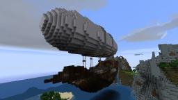 Lydia - Airship of Ages Minecraft