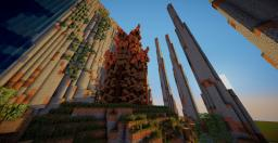 A Tower Minecraft Map & Project