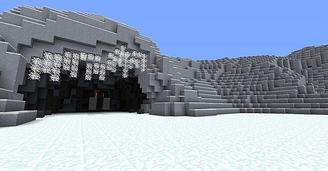 Forever Frozen Survival Games Minecraft Project