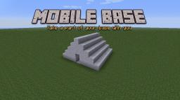 MobileBase - 2.0 Released (UPDATED 9/02/14) Minecraft Mod