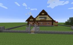 [CONTEST] Contemporary House Interior Minecraft Map & Project