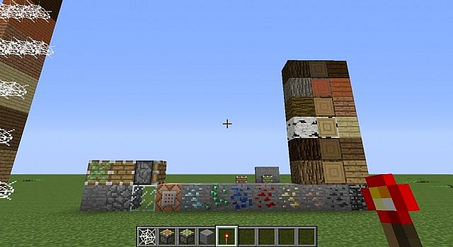 Standard minecraft textures for these items!