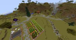 Private 24/7 Vanilla Server Minecraft Server