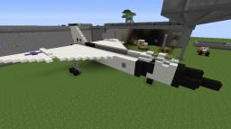 Avro Arrow Minecraft