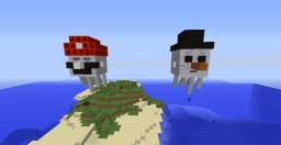 Fancy Ghasts and How To Make Them! Minecraft