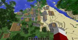 Small Village Minecraft