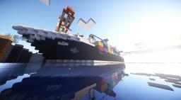 Minecraft Borealis (Container ship) Minecraft