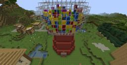 Giant Gumball Machine Minecraft Map & Project