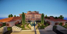Shadow italian manor Minecraft Map & Project