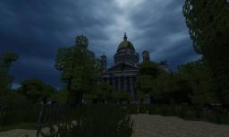 Isaakiy's Cathedral - St.Petersburg Minecraft Map & Project