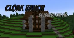 Detailed Modern Ranch/Logcabin   -Cloak Ranch-  by Ernest the Pig Minecraft Map & Project