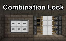 Minecraft Combination Lock - 1000 Subscribers Special (Compact, Secure, Extendable) Minecraft