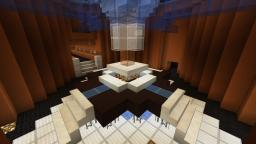 TARDIS interior Minecraft Map & Project