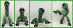 Minecraft Action Figure Series - Creeper Minecraft Blog Post