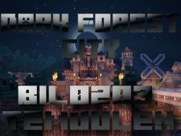 Dark Forest City - Medieval City Minecraft Map & Project