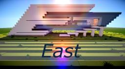 | East | Ultramodern House Minecraft Map & Project