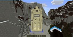 Ephemeral Temple Minecraft Map & Project