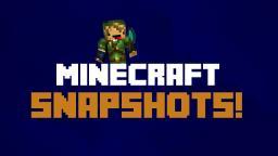 Minecraft Snapshots! (Updated for 12w04b) Minecraft Blog Post