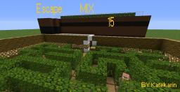 Escape Mix 15 [PL] [Puzzle/Parkour] Minecraft Map & Project