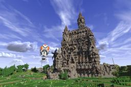 [] Fahrette [] Medieval Castle [] Minecraft Project