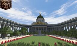 Kazan's Cathedral Minecraft Map & Project