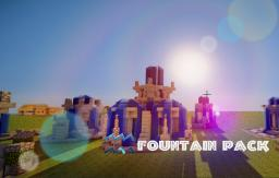 Fountain Pack Minecraft Map & Project