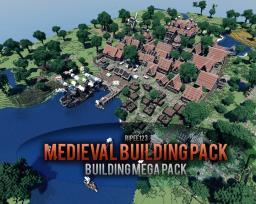 Medieval building MEGA pack - Ripee123