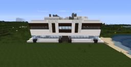 Modern In HD Minecraft Map & Project