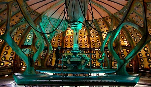 10th Doctor's TARDIS Console Room (David Tennant) Minecraft Project