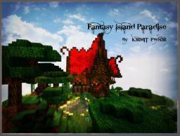 Fantasy Island Paradise Minecraft Project
