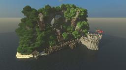 Pirate's Island Minecraft Map & Project