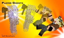Player Graves and Ghosts without any mods in Minecraft 1.8