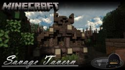 Minecraft: BwS - Savage Tavern Minecraft Map & Project