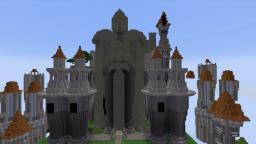 The Citadel WoolCity Minecraft Project